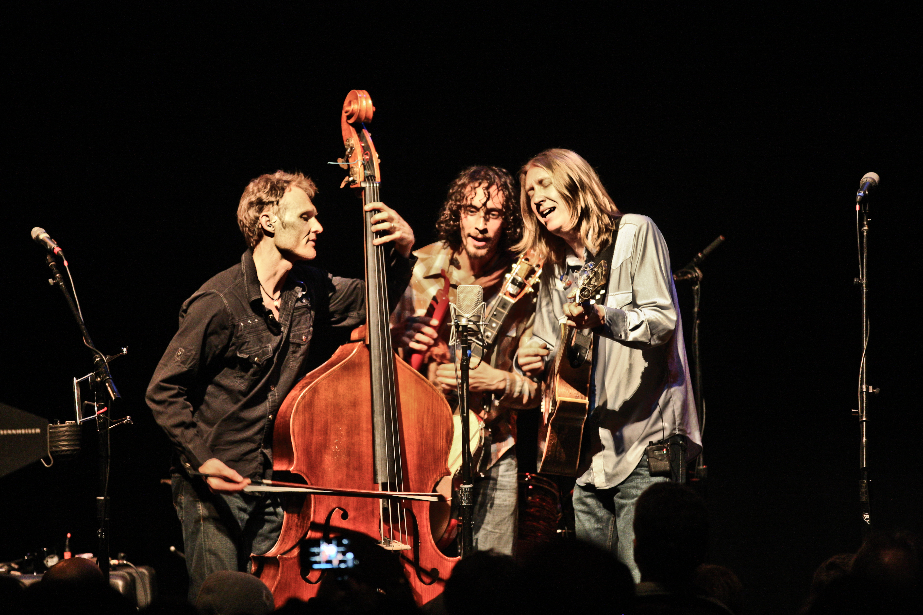 wood brothers interview amp music americana music show