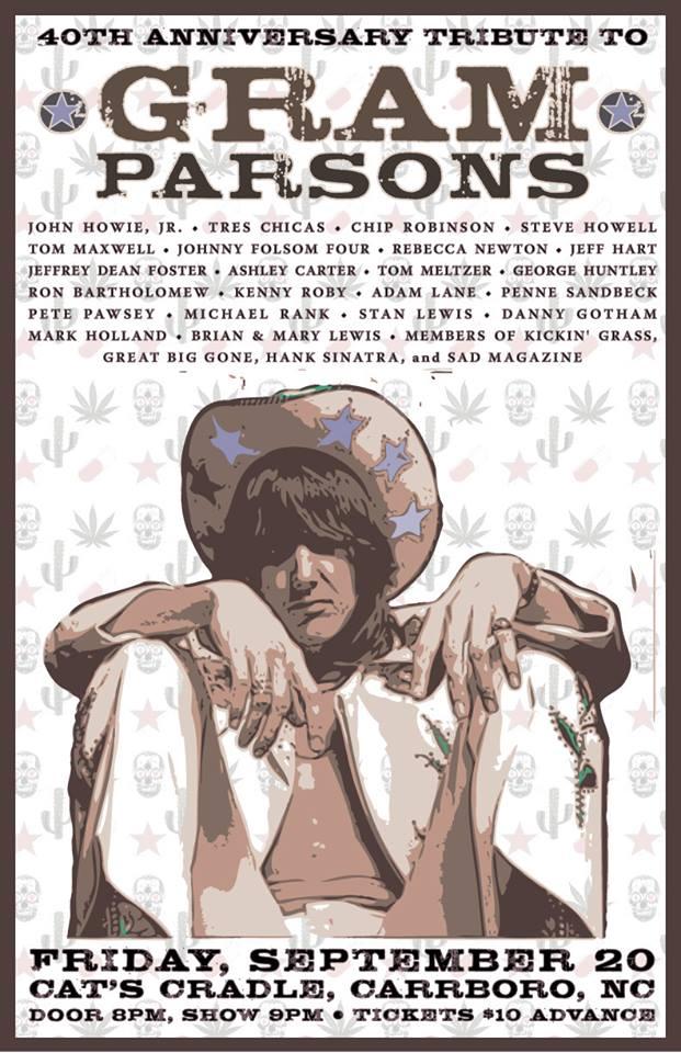 Gram Parsons Tribute Show
