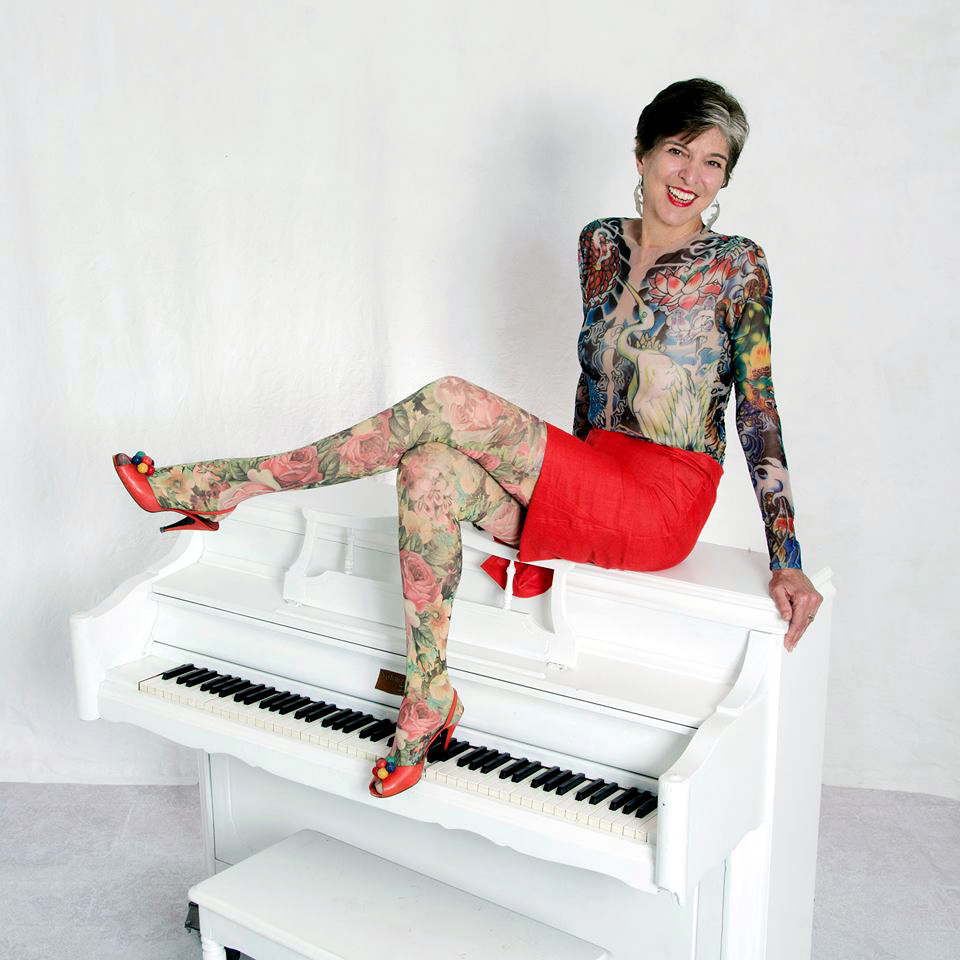 Ep#208 Marcia Ball makes a piano sit up and beg