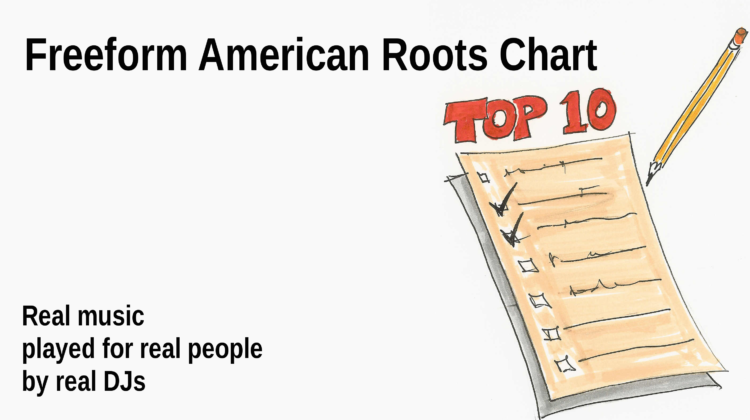 Eilen Jewell tops Freeform American Roots (FAR) Chart #190