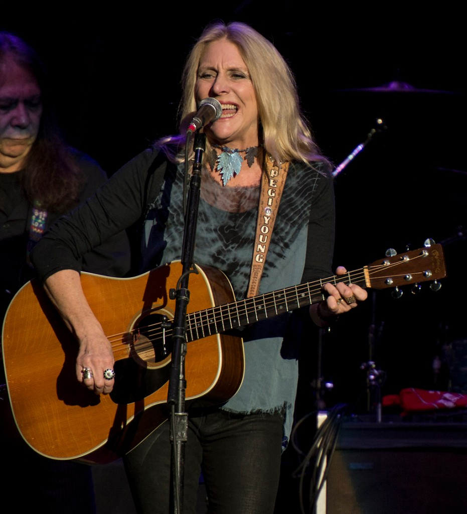 Pegi young young