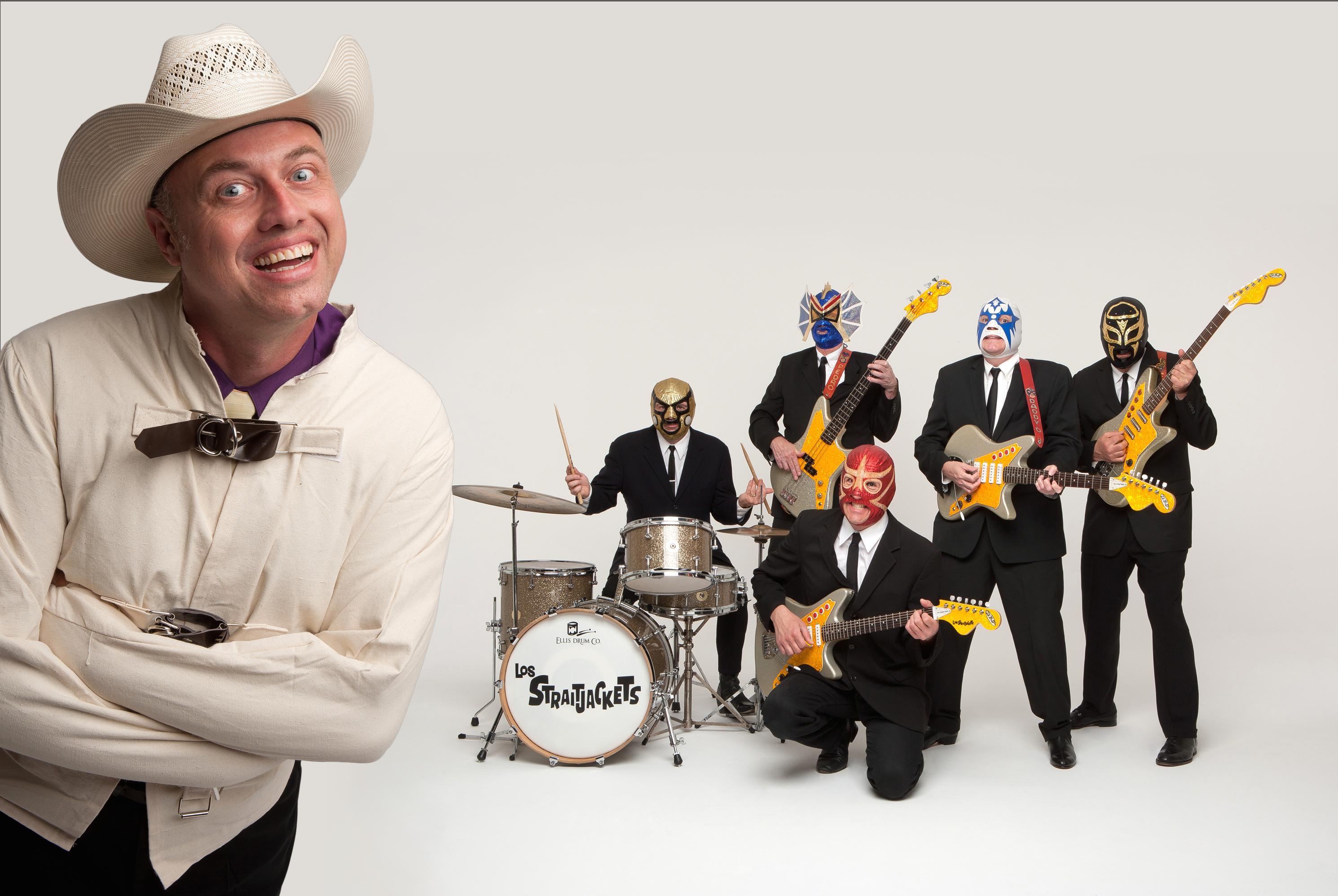 Los Straightjackets & Deke Dickerson - Americana Music Show