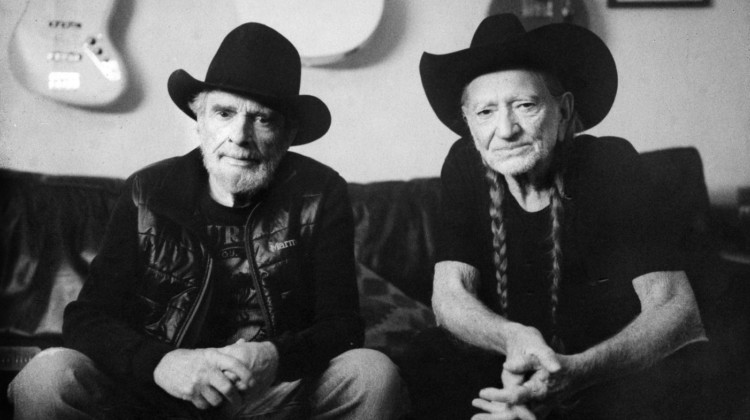 Willie Nelson & Merle Haggard – Django and Jimmie