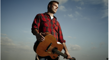 Corb Lund turns loose of the reins (Ep274)