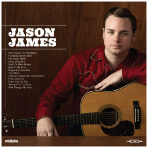 Jason James self-titled