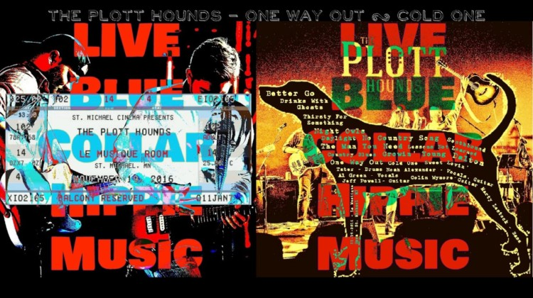 Review: Blue Collar Hippie Music (Live) by The Plott Hounds