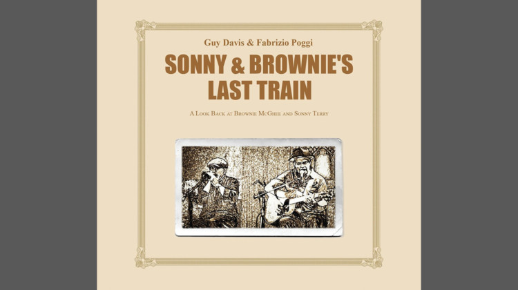 Review: Sonny & Brownie's Last Train by Guy Davis & Fabrizio Poggi