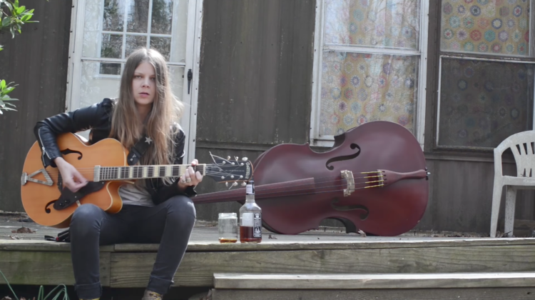 """Nothing Feels Right But Doin' Wrong"" by Sarah Shook and the Disarmers"