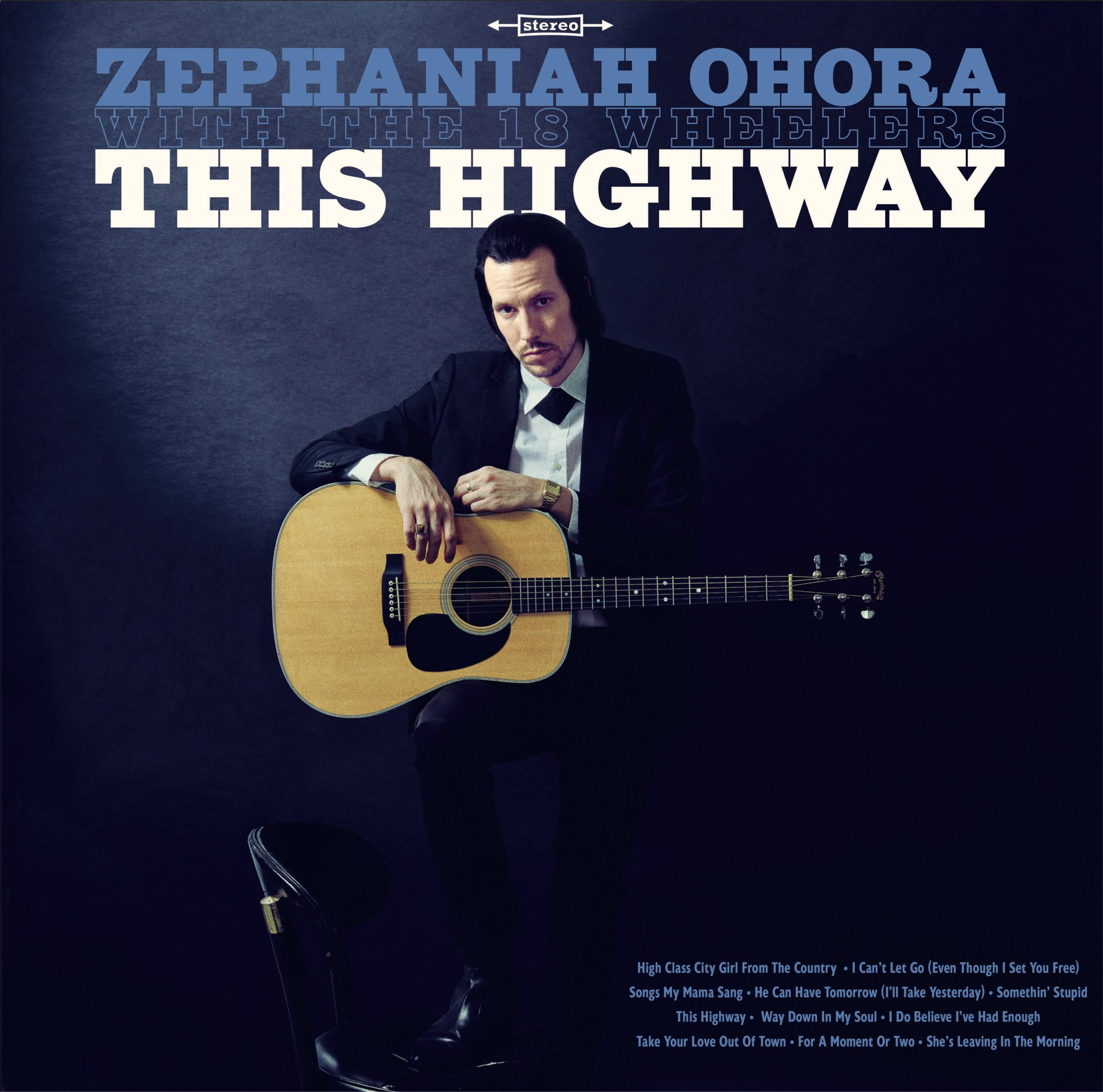 Zephania OHora - This Highway