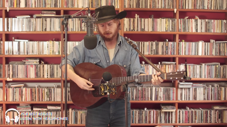 """Thirteen Silver Dollars"" by Colter Wall"