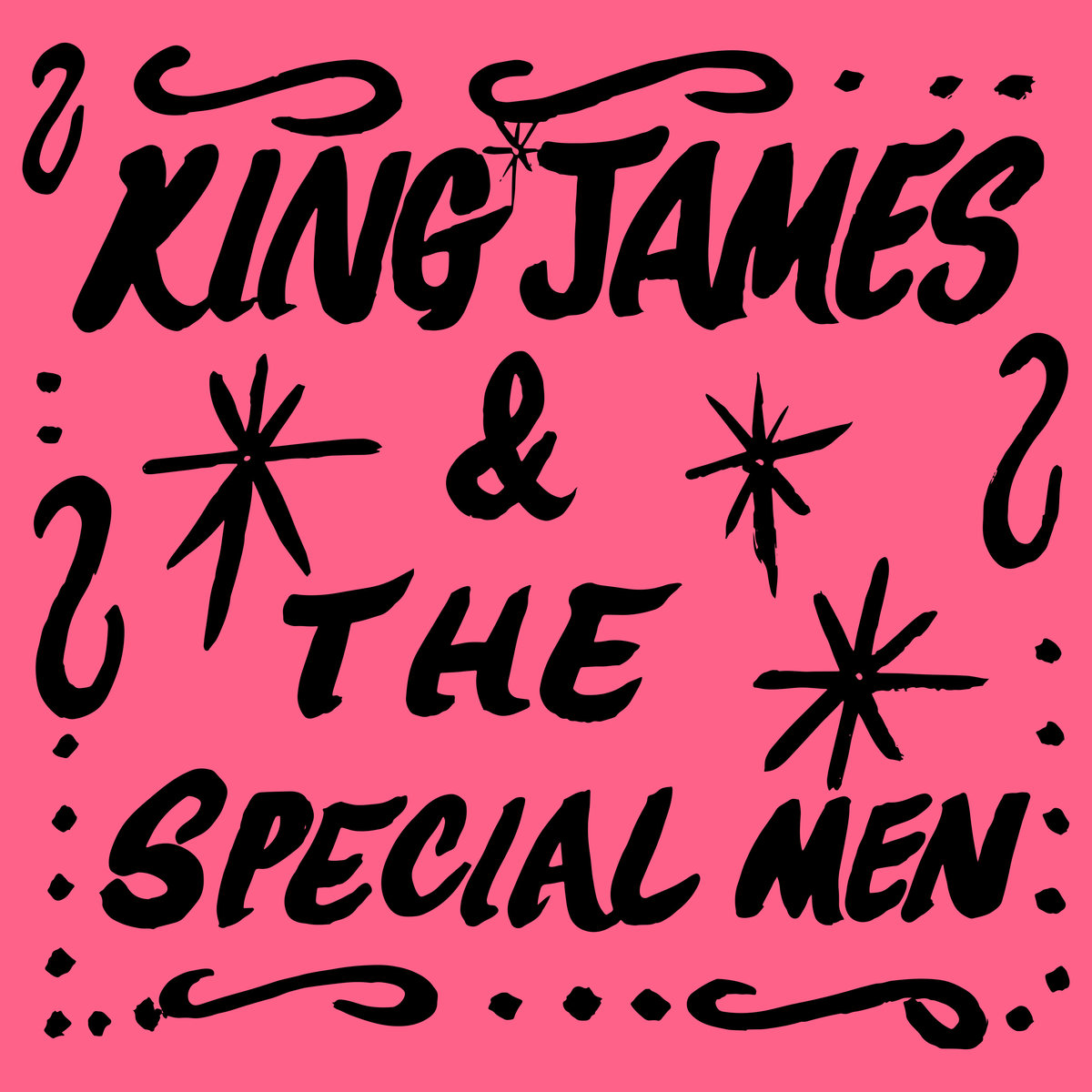 King James & The Special Men - Act Like You Know