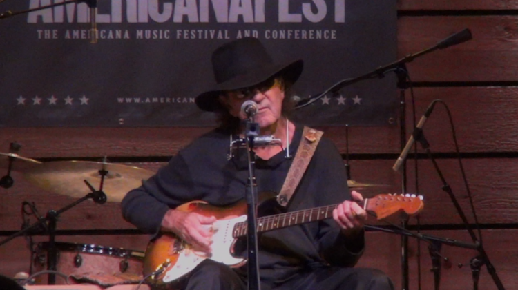 Tony Joe White at AmericanaFest 2017