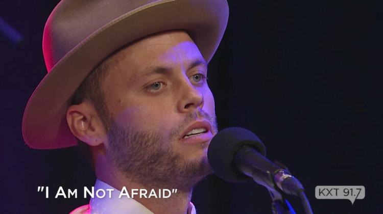 """""""I Am Not Afraid"""" by Charlie Crockett"""