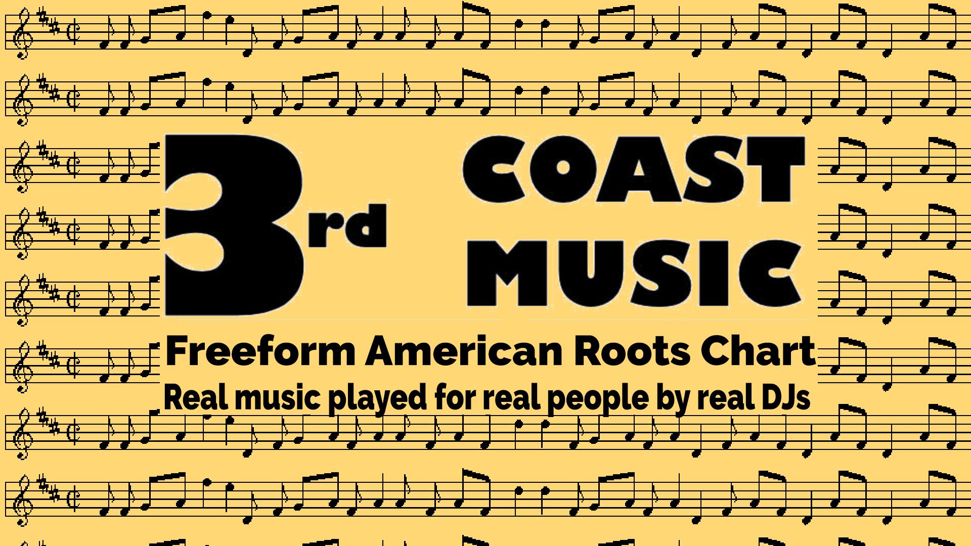 Freeform American Roots (FAR) Chart – February 2018