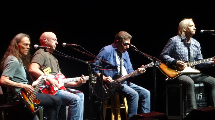 The Eagles Kick Off Fall Tour