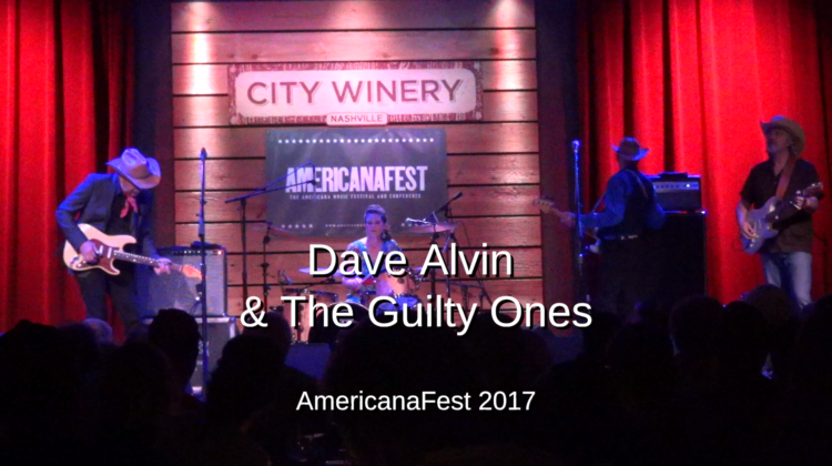 Dave Alvin @ AmericanaFest 2017