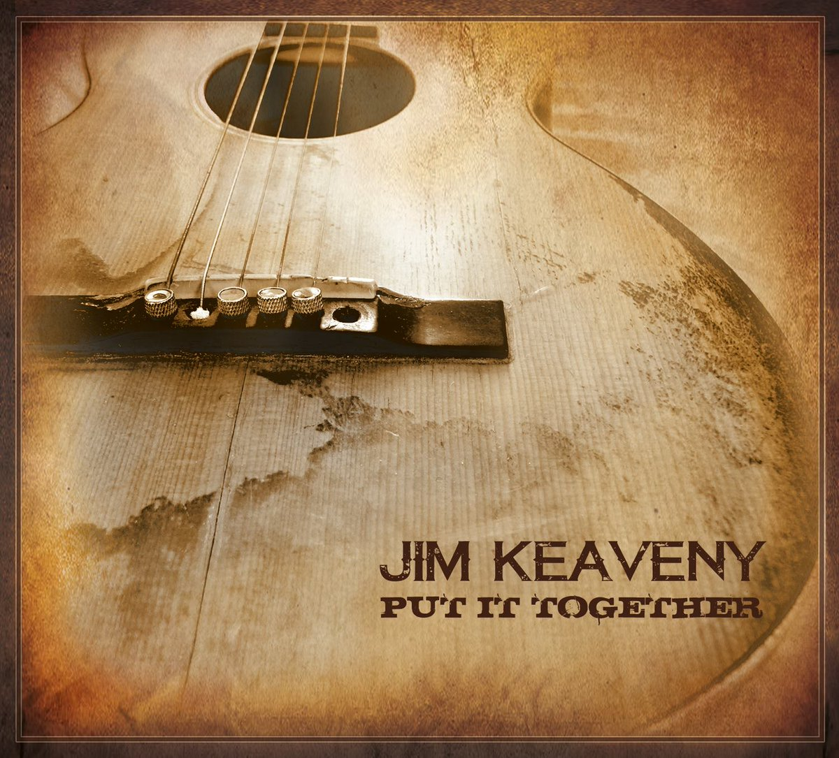 Jim Keaveny - Put It Together