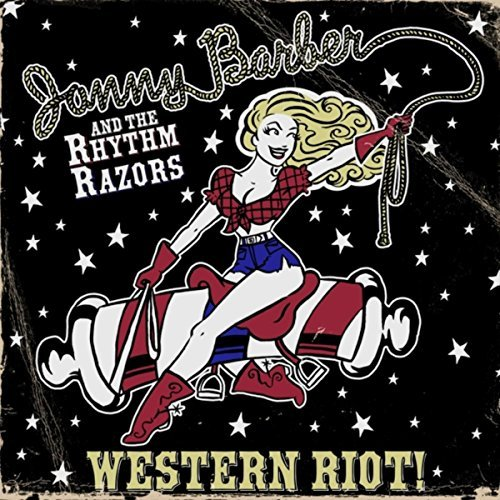 Jonny Barber & The Rhythm Razors - Western Riot