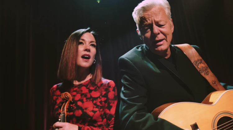 """Borderline"" by Tommy Emmanuel & Amanda Shires"
