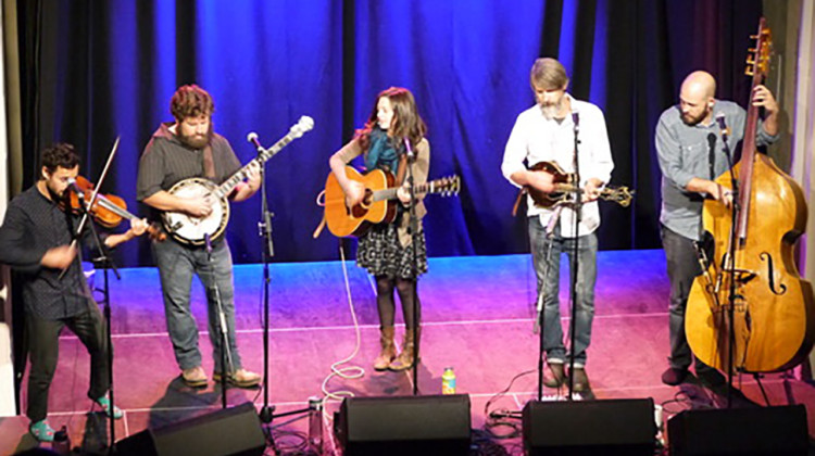 The Railsplitters, Selby Town Hall, UK – February 9 2018