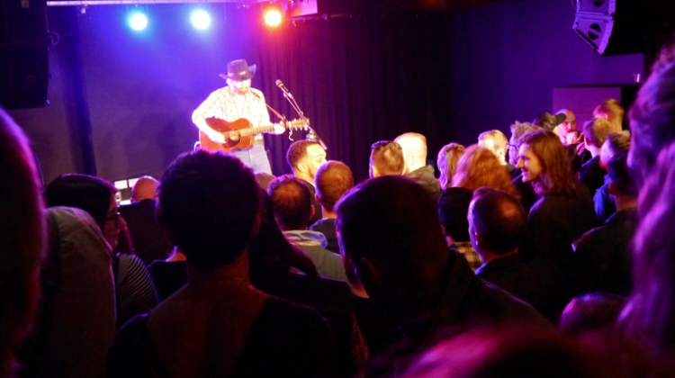 Colter Wall @ Leeds, UK