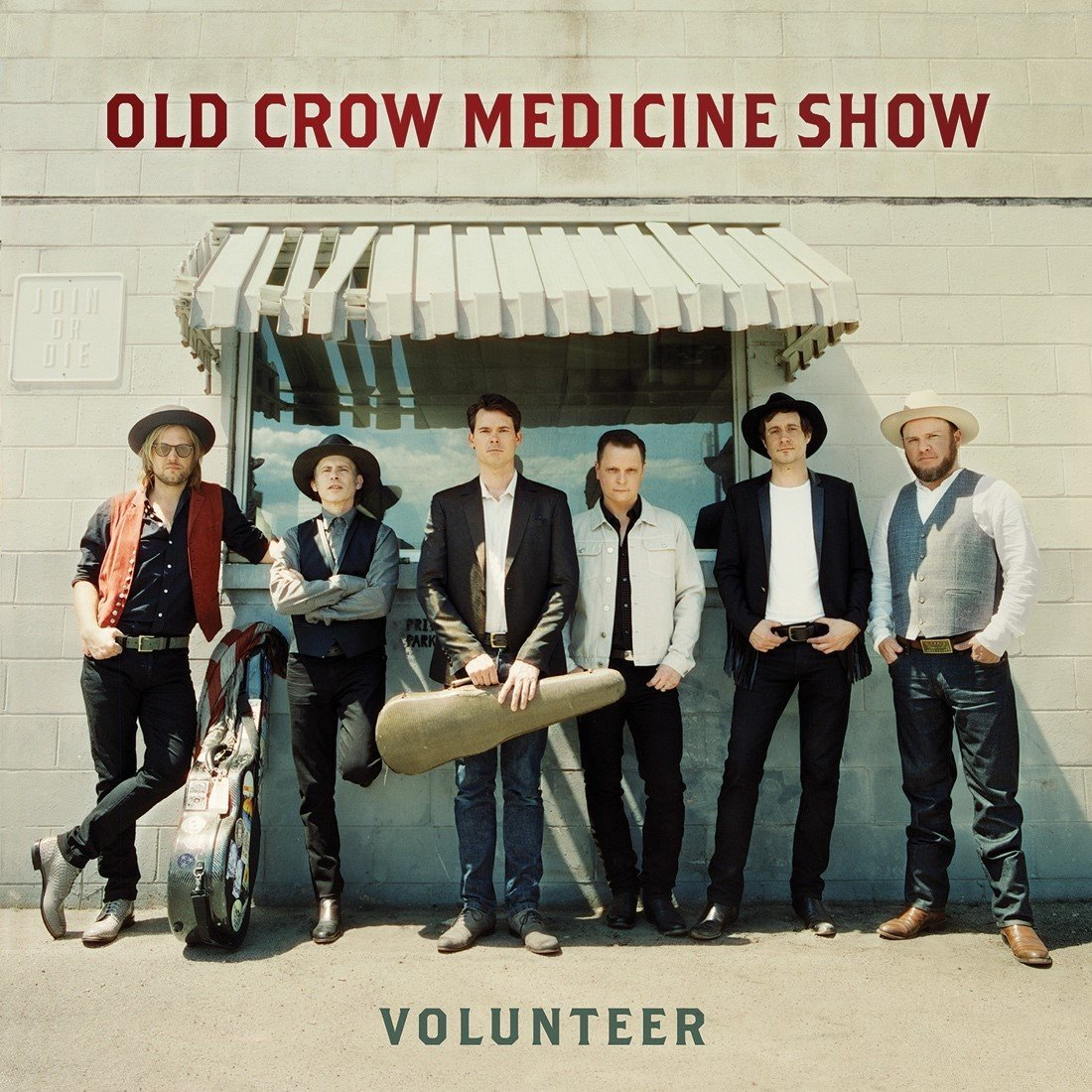 Risultati immagini per old crow medicine show volunteer